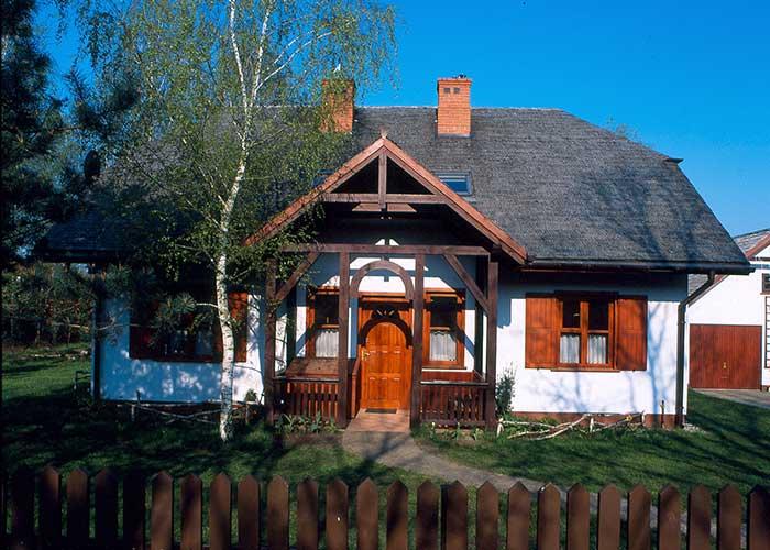 Dom jednorodzinny Hornówek
